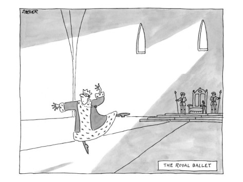 jack-ziegler-a-monarch-strikes-a-ballet-dancing-pose-several-feet-behind-him-is-his-th-new-yorker-cartoon