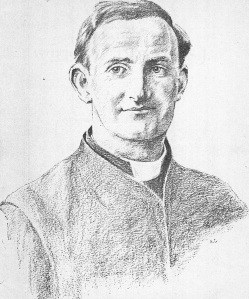 Fr. Willie Doyle Drawing